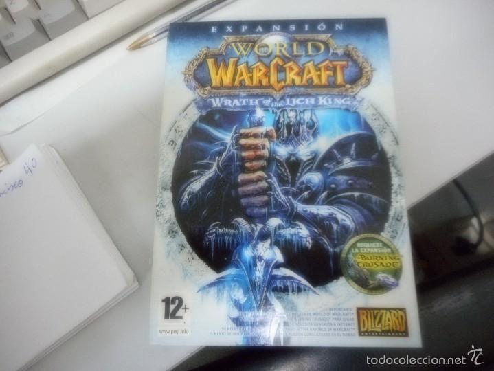 JUEGO WORLD WARCRAFT EXPANSION (Juguetes - Videojuegos y Consolas - PC)