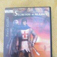 Videojuegos y Consolas: LOS SECRETOS DE ALAMUT - PC PAULO COELHO. Lote 57668343