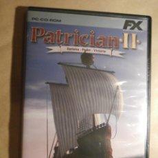 Videojuegos y Consolas: JUEGO PC - CD-ROM - PATRICIAN II - . Lote 57776039