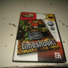 Videojuegos y Consolas: PC CD-ROM TIMESHOCK. Lote 57926621