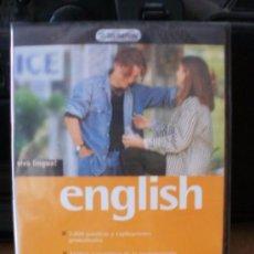 Videojuegos y Consolas: CDROM CURSO INGLES ENGLISH ZETA MULTIMEDIA -REFM1E3. Lote 58069382