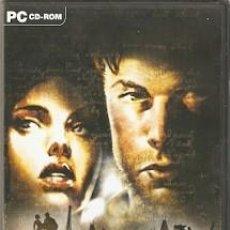 Videojuegos y Consolas: JPC-7. JUEGO PC. BROKEN SWORD. Lote 58133040