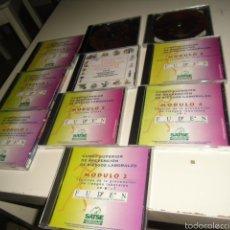 Videogiochi e Consoli: BAL-10 CURSO SUPERIOR DE PREVENCION DE RIESGOS LABORALES LOS DE FOTO . Lote 58250535