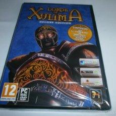 Videojuegos y Consolas: LORDS OF XULIMA PC NUEVO Y PRECINTADO. Lote 58434479