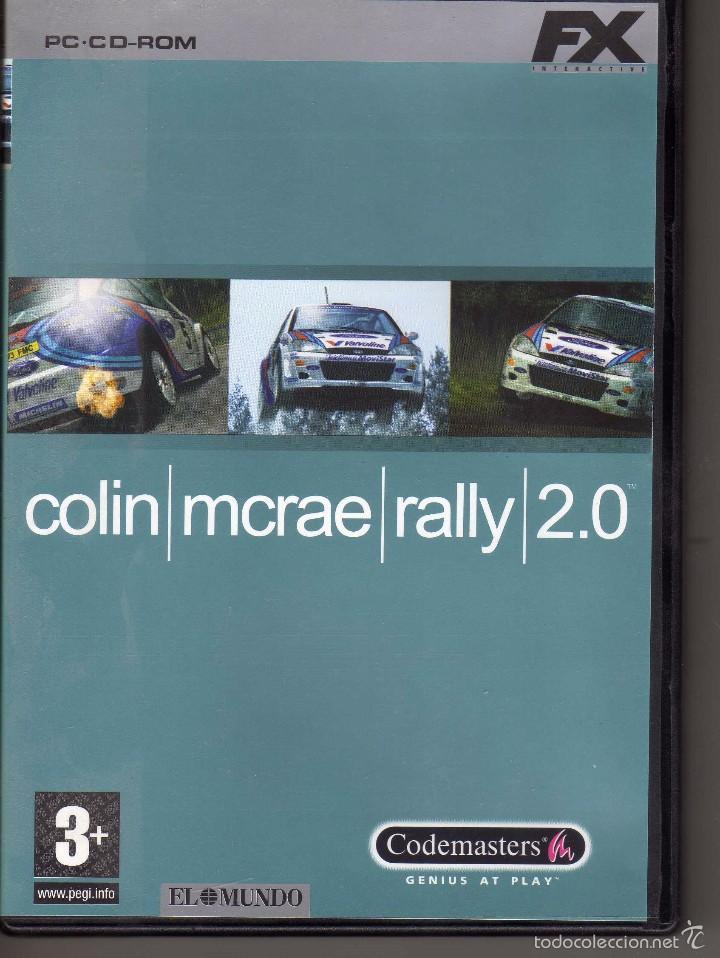 JUEGO PC COLLIN MCRAE RALLY 2.0 CD-ROM (Juguetes - Videojuegos y Consolas - PC)