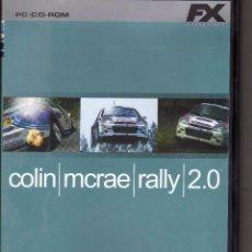 Videojuegos y Consolas: JUEGO PC COLLIN MCRAE RALLY 2.0 CD-ROM. Lote 58472052
