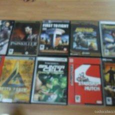 Videojuegos y Consolas - LOTE 10 Juegos accion PC - Painkiller Splinter Cell Incubation Prince of persia - 58595736