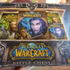 Videojuegos y Consolas: WORLD OF WARCRAFT BATTLE CHEST. Lote 58738535