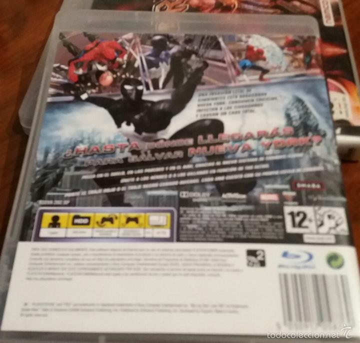 Videojuegos y Consolas: JUEGO PLAYSTATION 3 SPIDER-MAN - Foto 2 - 237773335