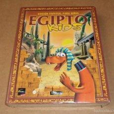 Videojuegos y Consolas: EGIPTO KIDS, JUEGO A ESTRENAR PARA PC. Lote 59766668