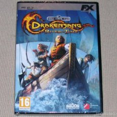 Videojuegos y Consolas: DRAKENSANG 2: THE RIVER OF TIME, PRECINTADO VER ESP -PC-. Lote 59985751