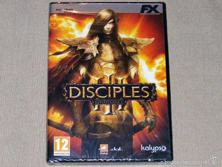 DISCIPLES III: RENAISSANCE, PRECINTADO VER ESP -PC- (Juguetes - Videojuegos y Consolas - PC)