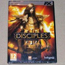 Videogiochi e Consoli: DISCIPLES III: RENAISSANCE, PRECINTADO VER ESP -PC-. Lote 59988243