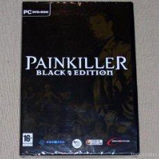 Videojuegos y Consolas: PAINKILLER: BLACK EDITION, PRECINTADO VER ESP -PC-. Lote 59997531