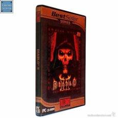 Videojuegos y Consolas: DIABLO II 2 / JUEGO PC 3 CD-ROM / ESPAÑOL / BLIZZARD ENTERTAINMENT 2003. Lote 48039009