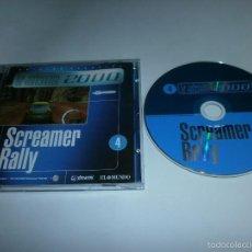 Videojuegos y Consolas: SCREAMER RALLY PC. Lote 60807439