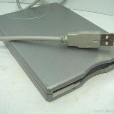 Videojuegos y Consolas: DISQUETERA EXTERNA USB - SMART DISK - 3.5 PULGADAS ¡¡FUNCIONADO¡¡ DISQUETE DISCO . Lote 60989863