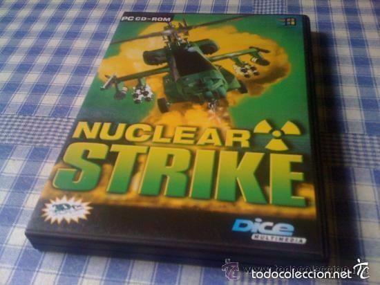Nuclear strike juego para ordenador pc windows - Sold