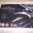 Videojuegos y Consolas: THE WITCHER EDICIÓN LIMITADA NUEVO PRECINTADO PC. Lote 61314199