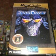 Videojuegos y Consolas: STAR CRAFT Y EXPANSION,JUEGO PC. Lote 62441083