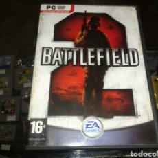 Videojuegos y Consolas: BATTLEFIELD 2,JUEGO PC. Lote 62442019