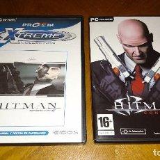 Videojuegos y Consolas: HITMAN. Lote 62451936
