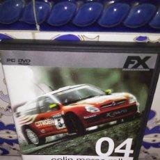 Videojuegos y Consolas: COLÍN MCRAE RALLY 04, DE PC. Lote 62456944