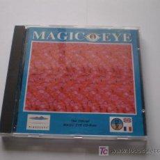 Videojuegos y Consolas: MAGIC EYE - SOFTWARE LÚDICO 3D - ORIGINAL PC AÑOS 90´S. Lote 63510992