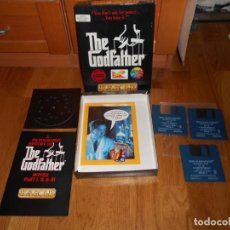 Videojuegos y Consolas: JUEGO ORDENADOR PC ANTIGUO EL PADRINO THE GODFATHER ERBE U S GOLD 1991. Lote 64227883