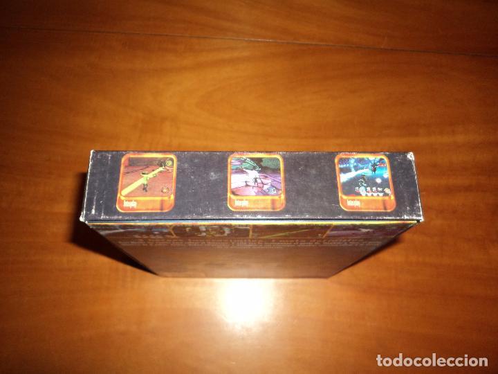 Videojuegos y Consolas: MDK 2 - PC - CAJA DE CARTON GRANDE - ¡¡NUEVO Y PRECINTADO (JUEGO Y MANUAL)!! - Foto 9 - 24583174