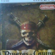 Videojuegos y Consolas: PIRATAS DEL CARIBE. Lote 64961423
