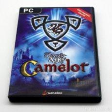 Videojuegos y Consolas: DARK AGE CAMELOT - JUEGO PARA PC - EN ESTUCHE, COMPLETO Y BUEN ESTADO. COMO NUEVO. Lote 65002871