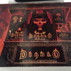 Videojuegos y Consolas: DIABLO II BATTLE CHEST BLIZZARD ENTERTAINMENT EXPANSION ?. Lote 65964034