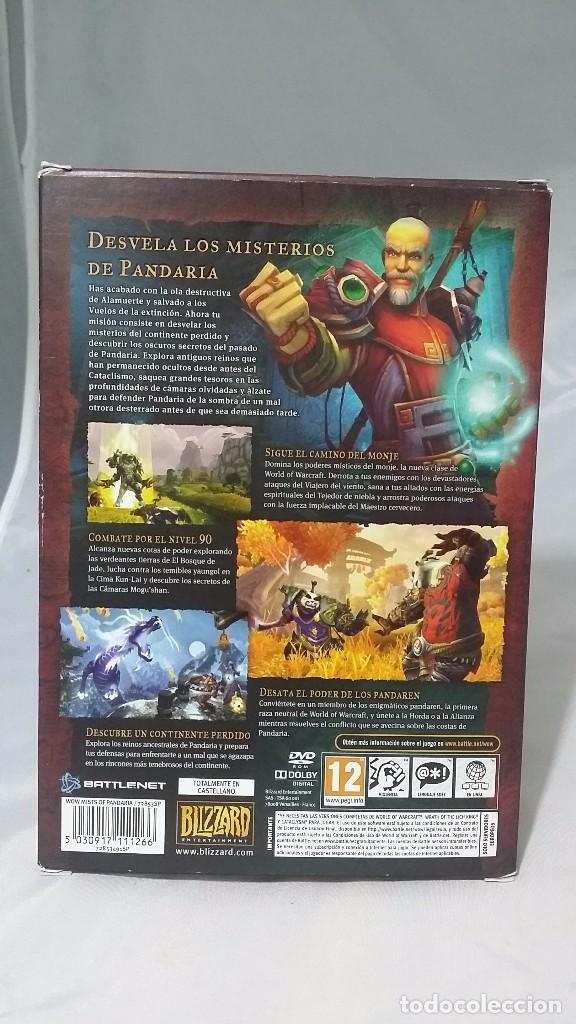 Expansion Venta Of Pandari Warcraft World 'mists En Vendido PN0k8ZnwXO
