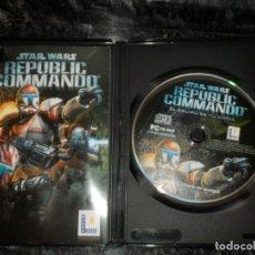 Videojuegos y Consolas: JUEGO PARA PC STAR WARS REPUBLIC COMANDER . Lote 66504722