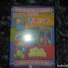 Videojuegos y Consolas: JUEGO PARA GRAN COLECCION DE JUEGOS CLASICOS . Lote 66504790