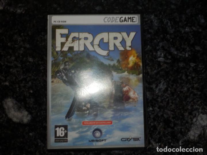 JUEGO PARA PC FARCRY (Juguetes - Videojuegos y Consolas - PC)