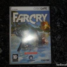 Videojuegos y Consolas: JUEGO PARA PC FARCRY. Lote 66504846