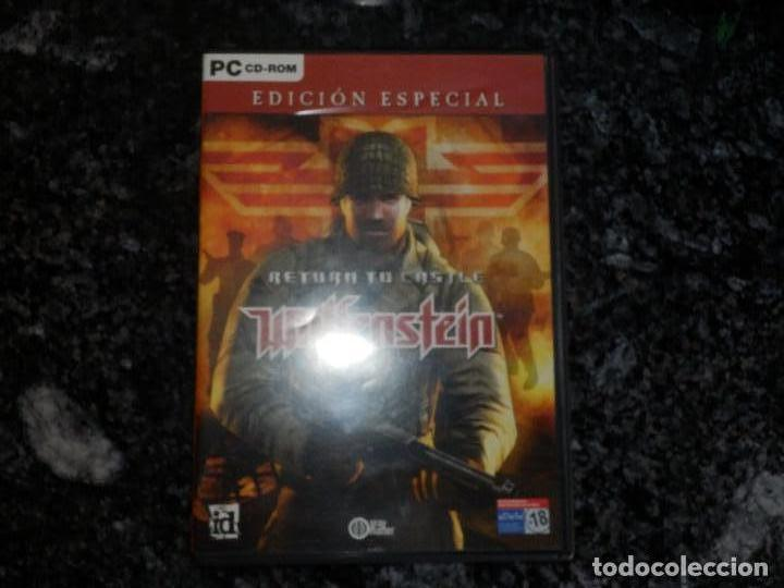 JUEGO PARA PC FARCRY WOLFEINSTEIN (Juguetes - Videojuegos y Consolas - PC)