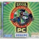Videojuegos y Consolas: 'SEGA WORLDWIDE SOCCER PC'. CD-ROM JUEGO FÚTBOL. SEGA SPORTS. SOFTWARE VINTAGE ORIGINAL.. Lote 66775322