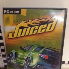 Videojuegos y Consolas: JUEGO PC JUICED (M). Lote 66873830