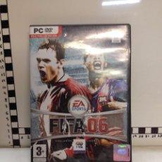Videojuegos y Consolas: JUEGO PC FIFA 06 (M). Lote 66874102