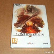 Videojuegos y Consolas: CONFRONTATION , JUEGO A ESTRENAR PARA PC. Lote 67416201