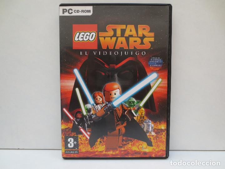 LEGO - STAR WARS - EL VIDEOJUEGO - PARA PC (Juguetes - Videojuegos y Consolas - PC)