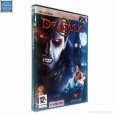 Videojuegos y Consolas: DRÁCULA II 2 / JUEGO PC 2 CD-ROM / ESPAÑOL / FX 2005. Lote 67656513