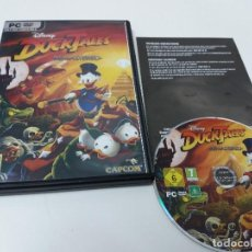 Videojogos e Consolas: DUCK TALES REMASTERED DUCKTALES. Lote 68042381