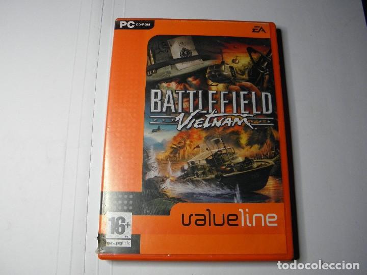 BATTLEFIELD VIETNAM - JUEGO PC (Juguetes - Videojuegos y Consolas - PC)