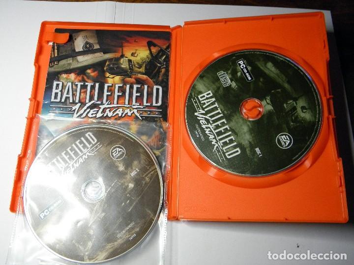 Videojuegos y Consolas: BATTLEFIELD VIETNAM - JUEGO PC - Foto 2 - 68152661