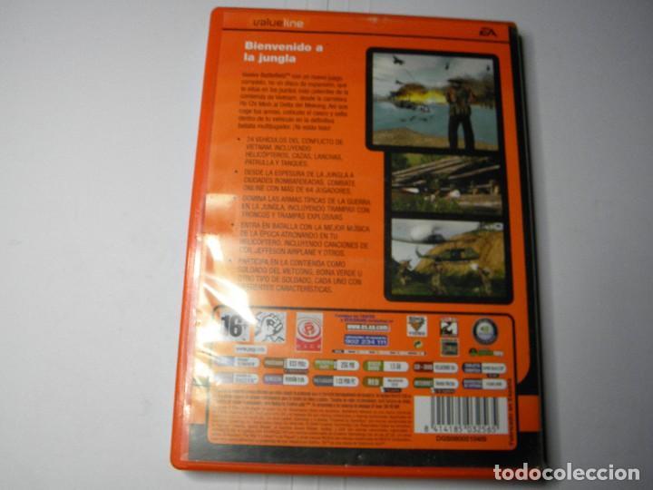 Videojuegos y Consolas: BATTLEFIELD VIETNAM - JUEGO PC - Foto 3 - 68152661