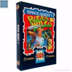 Videojuegos y Consolas: SPACE QUEST / JUEGO PC EN 6 DISQUETES HD 3,5´´ / ESPAÑOL / KIXX 1993. Lote 68224189